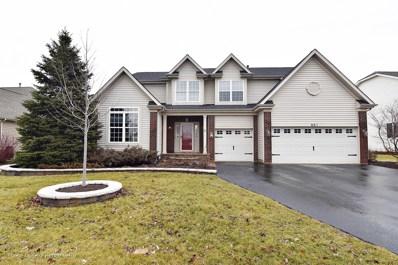 661 WESTERN Drive, North Aurora, IL 60542 - MLS#: 09862577