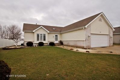 1664 Stefanie Lane, Bourbonnais, IL 60914 - MLS#: 09862731