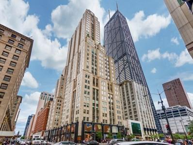 159 E WALTON Place UNIT 23A, Chicago, IL 60611 - MLS#: 09862752