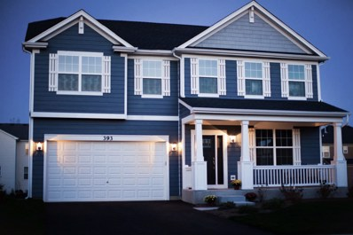 393 Brockton Avenue, Elgin, IL 60124 - #: 09863052