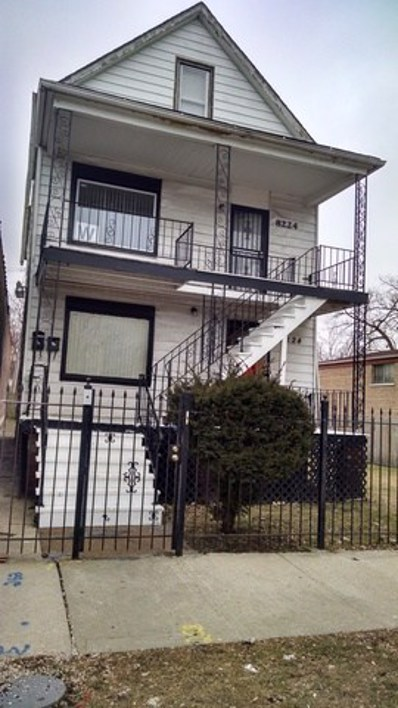 8224 S Muskegon Avenue, Chicago, IL 60617 - MLS#: 09863166