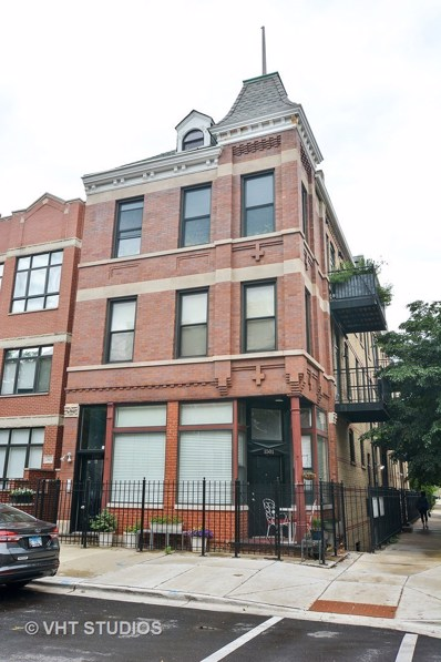 1501 N Bosworth Avenue UNIT 2B, Chicago, IL 60642 - MLS#: 09863478