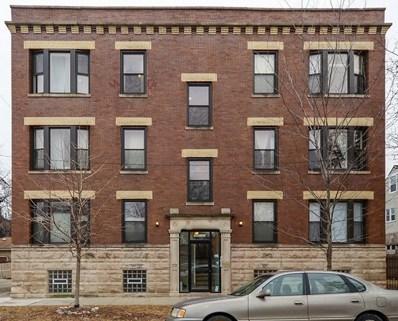 3221 W CORTLAND Street UNIT 3, Chicago, IL 60647 - MLS#: 09863570