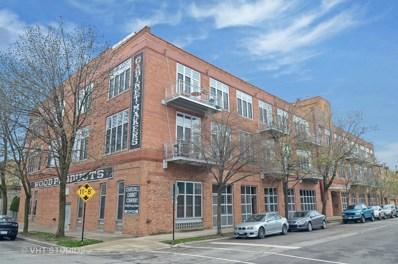 2111 W Churchill Street UNIT 201, Chicago, IL 60647 - MLS#: 09863608