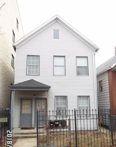 2751 W Francis Place, Chicago, IL 60647 - MLS#: 09863634