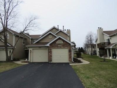 1362 Ridgefield Circle UNIT 1-7, Carol Stream, IL 60188 - #: 09863658