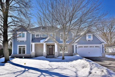 1032 Linden Leaf Drive NORTH, Glenview, IL 60025 - MLS#: 09863752