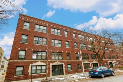 1247 W Roscoe Street UNIT 1, Chicago, IL 60657 - MLS#: 09863972