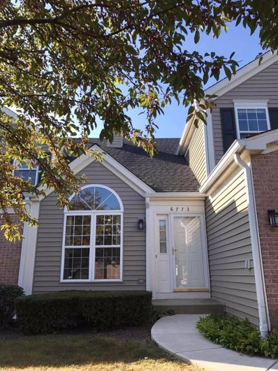 6773 Nantucket Court UNIT 6773, Gurnee, IL 60031 - MLS#: 09864363