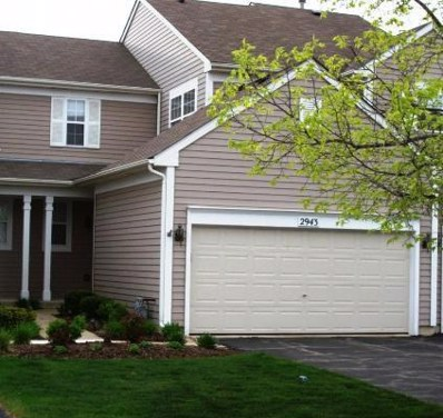 2943 GYPSUM Circle, Naperville, IL 60564 - MLS#: 09864456
