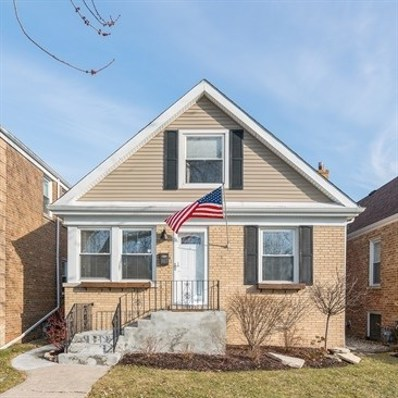 1617 N 75th Court, Elmwood Park, IL 60707 - MLS#: 09864458