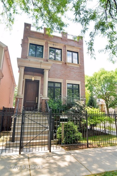2159 W Berteau Avenue, Chicago, IL 60618 - MLS#: 09864651