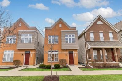 5345 W Galewood Avenue UNIT 2, Chicago, IL 60639 - MLS#: 09864657