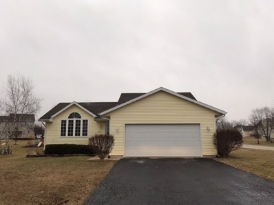 701 Dan Court, Genoa, IL 60135 - MLS#: 09864694