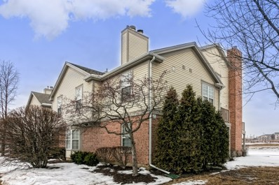 1752 Eastwood Court UNIT 7, Schaumburg, IL 60195 - MLS#: 09864701