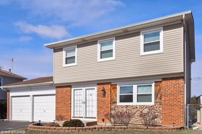 4455 Bayside Circle, Hoffman Estates, IL 60192 - MLS#: 09864785