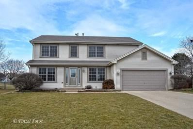 1355 Knollwood Circle, Crystal Lake, IL 60014 - #: 09864824