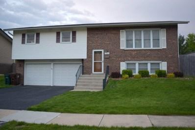 16818 Gaynelle Road, Tinley Park, IL 60477 - MLS#: 09864826