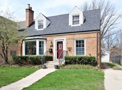 7066 N Moselle Avenue, Chicago, IL 60646 - MLS#: 09864909