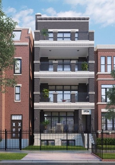 1926 N Cleveland Avenue UNIT 2, Chicago, IL 60614 - MLS#: 09864955