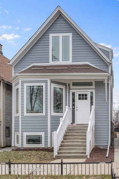 4151 W Roscoe Street, Chicago, IL 60641 - MLS#: 09865011