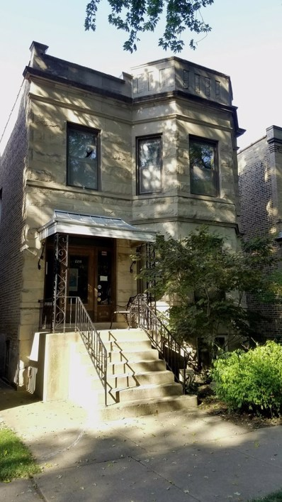 2218 W Leland Avenue, Chicago, IL 60625 - MLS#: 09865081
