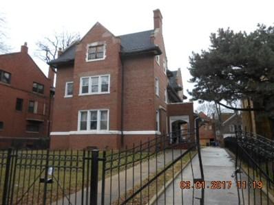 4847 S Woodlawn Avenue, Chicago, IL 60615 - #: 09865265