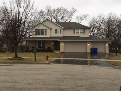 352 Westwind Drive, Yorkville, IL 60560 - MLS#: 09865411