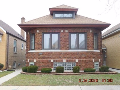 6446 S Keating Avenue, Chicago, IL 60629 - MLS#: 09865419
