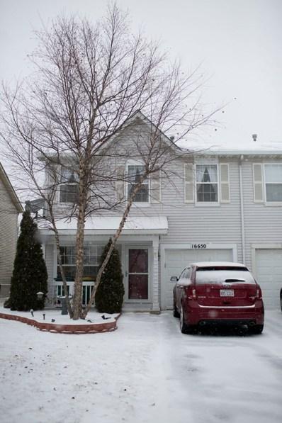 16650 W Natoma Drive, Lockport, IL 60441 - MLS#: 09865486