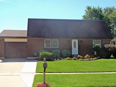 2705 Rosewood Court, Woodridge, IL 60517 - MLS#: 09865489
