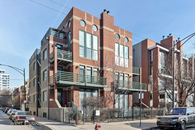 854 W Erie Street UNIT 2E, Chicago, IL 60642 - MLS#: 09865550