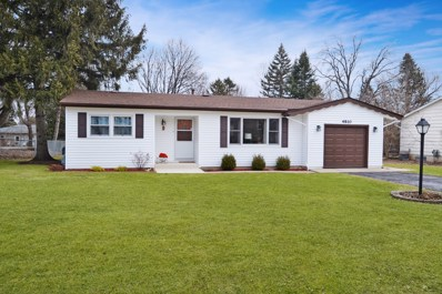 4810 Gregory Street, Mchenry, IL 60051 - #: 09865708