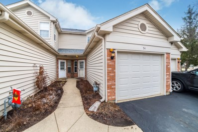 74 GOLFVIEW Drive, Glendale Heights, IL 60139 - #: 09865930