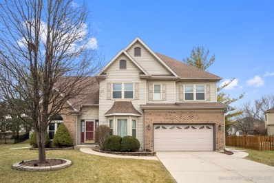 1203 Cantigny Court, North Aurora, IL 60542 - MLS#: 09866084