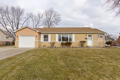 110 Des Plaines Lane, Hoffman Estates, IL 60169 - MLS#: 09866350