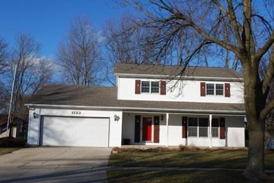 1122 HARVEST Drive, Shorewood, IL 60404 - MLS#: 09866660