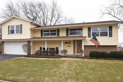 541 Northampton Circle, Elk Grove Village, IL 60007 - #: 09866690