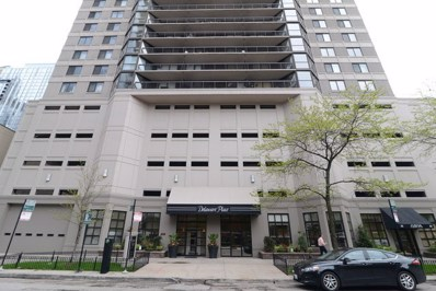 33 W Delaware Place UNIT 14J, Chicago, IL 60610 - #: 09866784