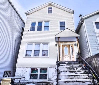 1634 N Campbell Avenue, Chicago, IL 60647 - MLS#: 09866859