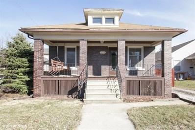 1118 Nicholson Street, Joliet, IL 60435 - MLS#: 09866898