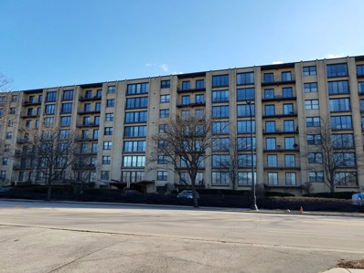 4601 W Touhy Avenue UNIT 715, Lincolnwood, IL 60712 - MLS#: 09867034