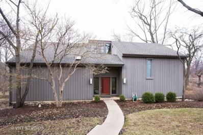 744 N Old Barn Road UNIT D, Lake Barrington, IL 60010 - MLS#: 09867217