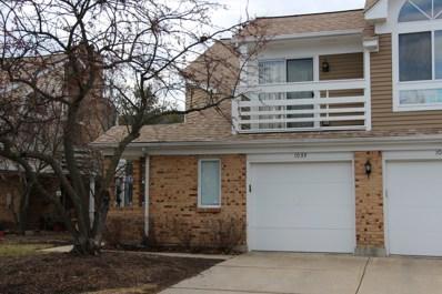 1033 Courtland Drive UNIT 19, Buffalo Grove, IL 60089 - MLS#: 09867430