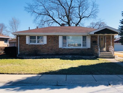 907 E 162nd Place, South Holland, IL 60473 - MLS#: 09867444