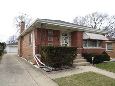 15514 Ellis Avenue, Dolton, IL 60419 - MLS#: 09867528