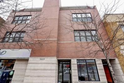 3615 N ASHLAND Avenue UNIT 2N, Chicago, IL 60613 - MLS#: 09867586