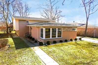 9447 Overhill Avenue, Morton Grove, IL 60053 - MLS#: 09867916