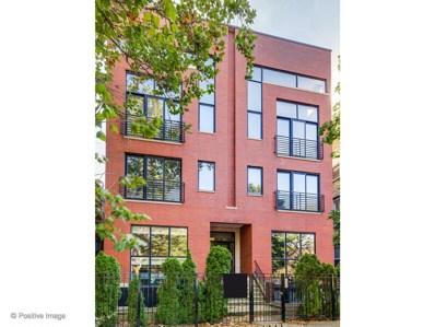 1651 W Huron Street UNIT 1E, Chicago, IL 60622 - MLS#: 09868051