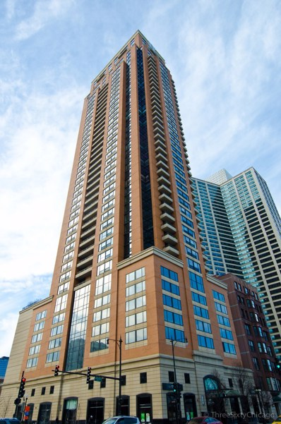 1160 S MICHIGAN Avenue UNIT 2907, Chicago, IL 60605 - MLS#: 09868081